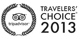 Travelers´Choice 2013